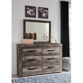 Wynnlow Bedroom Mirror Gray