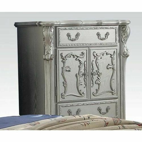 ACME Dresden Chest - 30686 - Silver