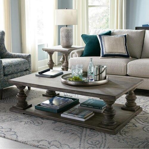 Bassett Furniture - Brutus Grand Cocktail Table
