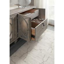 See Details - Rustic Glam Credenza