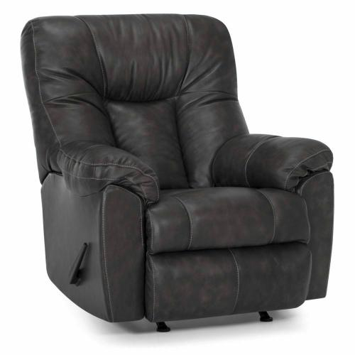 Franklin Furniture - 4703 Connery Leather Recliner