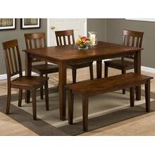 Simplicity Rect. Dining Table