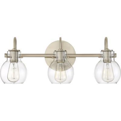 See Details - Andrews Bath Light in Antique Nickel