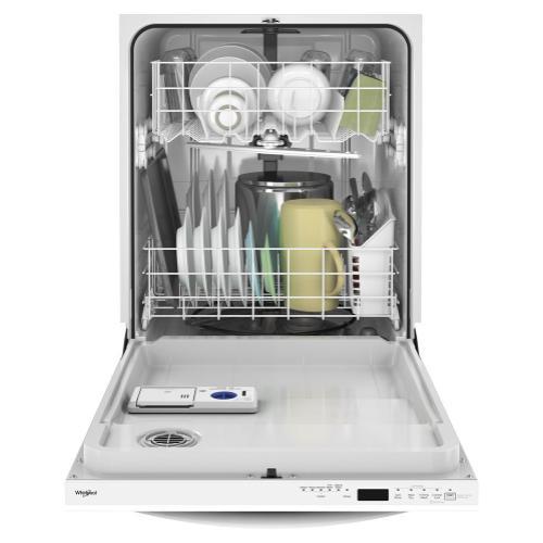 Whirlpool - Dishwasher with Sensor Cycle