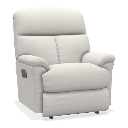 Reed Power Rocking Recliner w/ Head Rest
