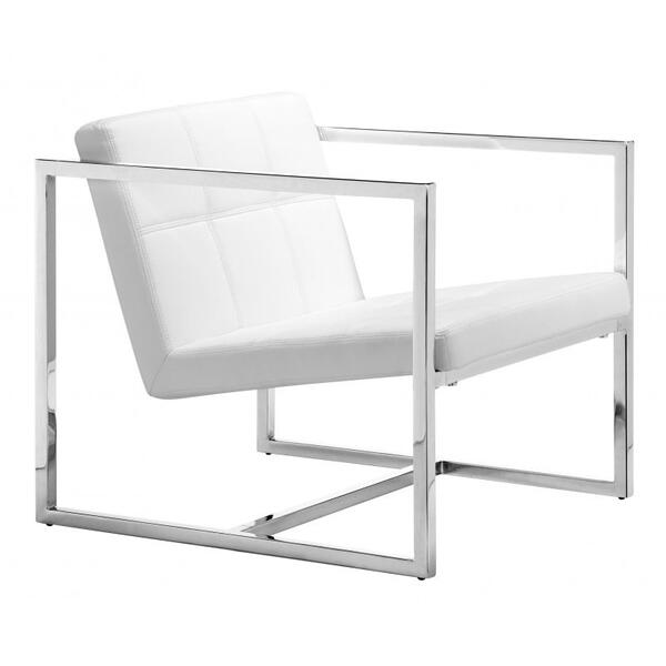 See Details - Carbon Occasional Chair White