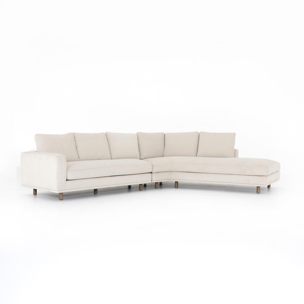 Right Arm Facing Configuration Dom 2-piece Sectional