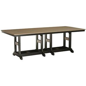 "44"" x 96"" Rectangular Bar Table"