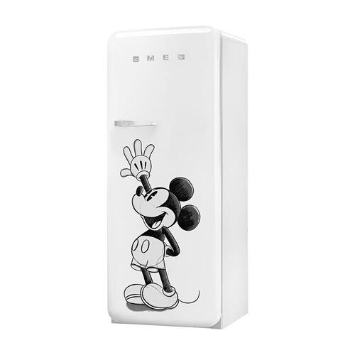 Smeg - Refrigerator Decorated / Special FAB28URDMM4
