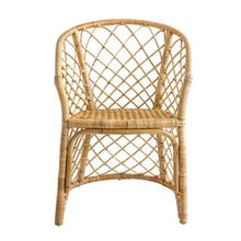 """Product Image - 23""""W x 26""""D x 33""""H Hand-Woven Rattan Arm Chair"""