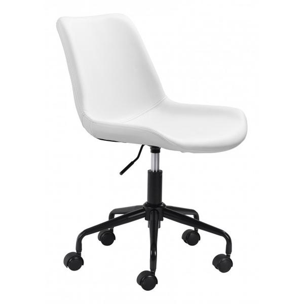 See Details - Byron Office Chair White