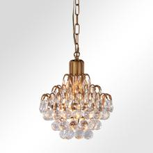 See Details - Grace Crystal Chandelier Small w/Bulb