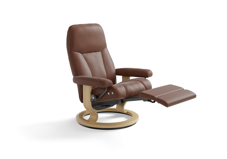 Stressless By EkornesStressless Consul Medium Leg Comfort