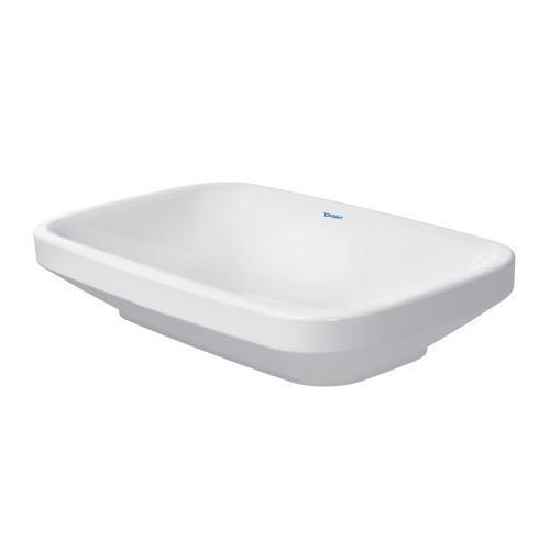 Washbowl, White