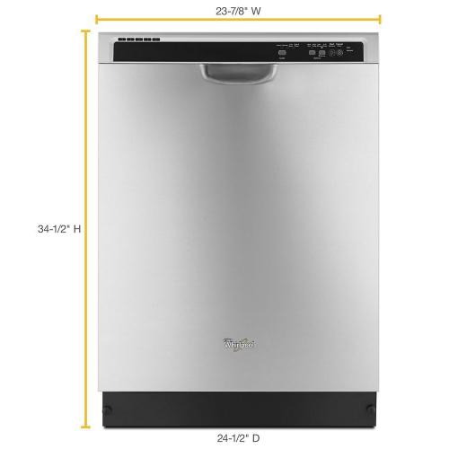 Gallery - ENERGY STAR® certified dishwasher with 1-Hour Wash cycle