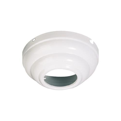 Slope Ceiling Adapter, Matte White