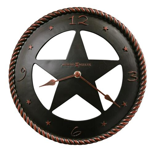 Howard Miller Maverick Wall Clock 625445