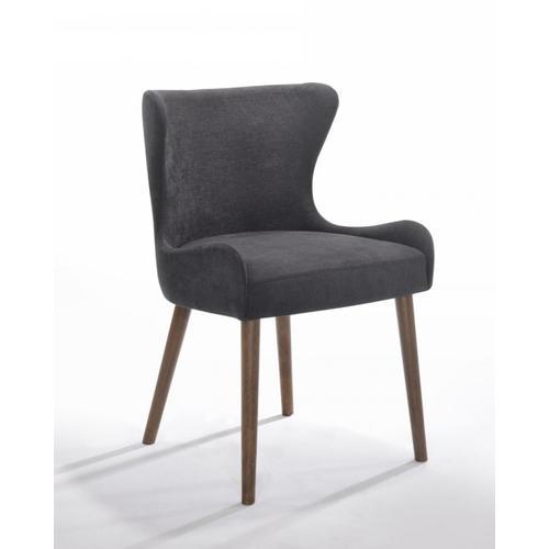 VIG Furniture - Modrest Jacob - Modern Black Dining Chair (Set of 2)