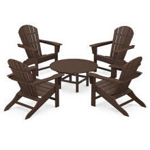 View Product - 5-Piece Conversation Group in Mahogany