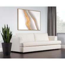 See Details - Cascade Sofa - fabric: liv pearl