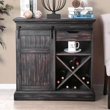 See Details - Mandy Wine Cabinet