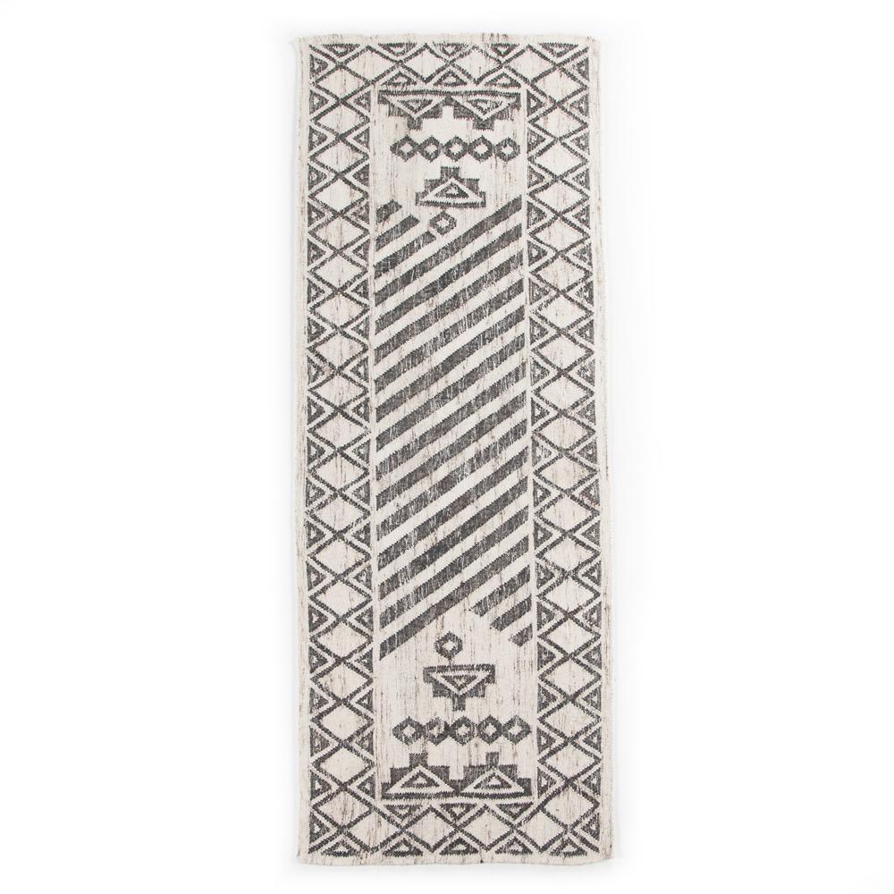 3'x9' Size Emmaline Woven Rug