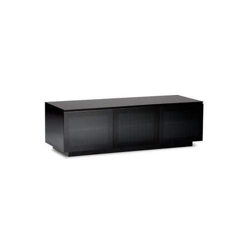 Triple Width Cabinet 8227 2 in Black