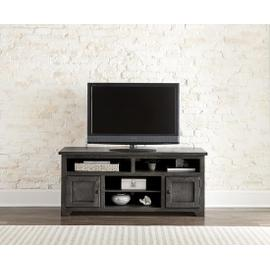 See Details - 60 Inch Console - Storm Finish