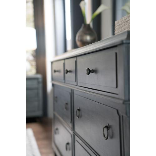Bedroom Hamilton Seven-Drawer Dresser