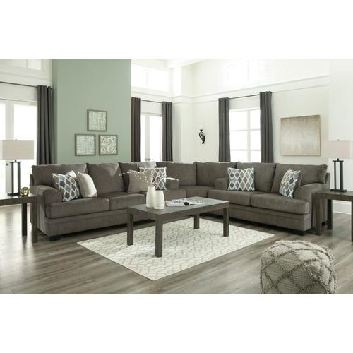 Signature Design By Ashley - Dorsten - Slate 3 Piece Sectional