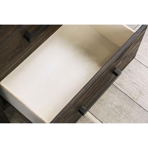 Rexburg 8-Drawer Dresser Mirror