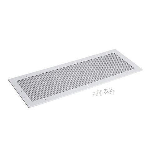 """Broan - Broan® Grille Kit, 16-1/4"""" x 39-5/8"""", Steel, White"""