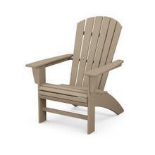 View Product - Nautical Curveback Adirondack Chair in Vintage Sahara