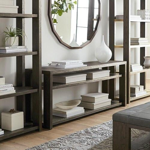 MODERN Corso Media Console Table