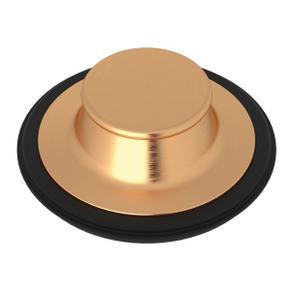 Satin Gold Disposal Stopper