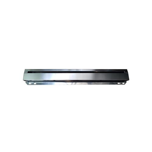 """4"""" Backguard for 48"""" Ranges Stainless Steel"""