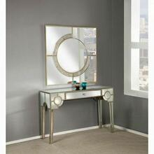 ACME Hanne Console Table - 90246 - Mirrored