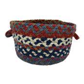 Wanderer Global Blue Braided Rugs