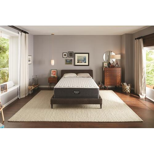 SIMMONS Beautyrest Silver Bold Extra Firm Mattress Only