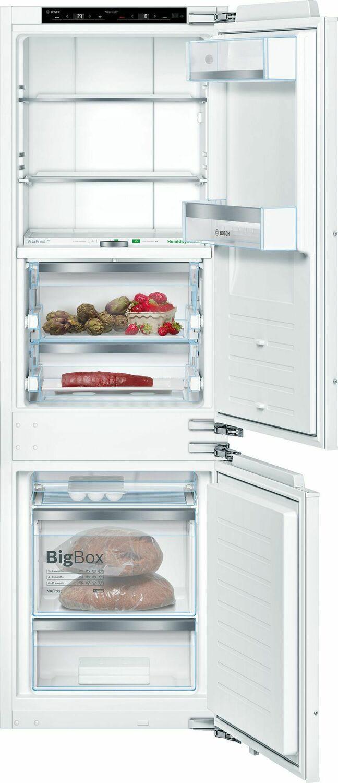 Bosch800 Series Built-In Bottom Freezer Refrigerator B09ib91nsp
