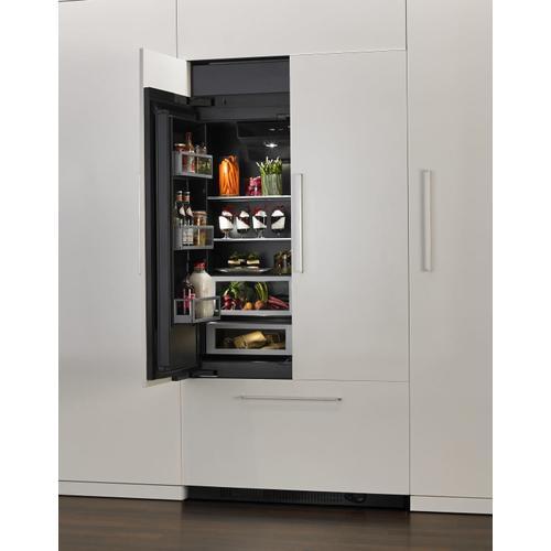 "42"" Refrigerator Door Panel Kit, Obsidian Other"