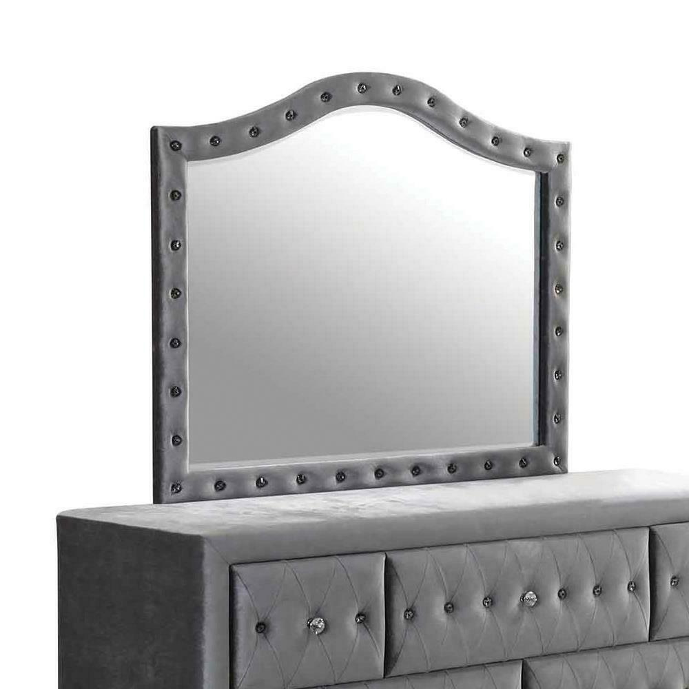 Deanna Metallic Mirror