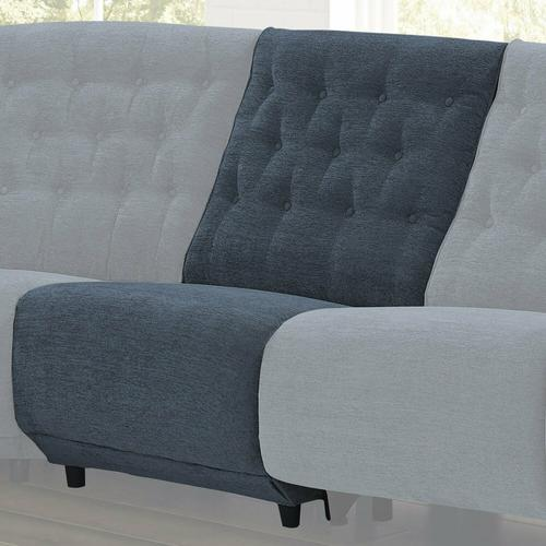 Parker House - CHELSEA - WILLOW BLUE Armless Chair