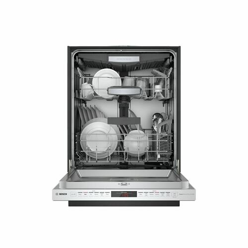 800 Series Dishwasher 24'' Stainless steel, XXL SHP878ZD5N