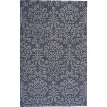 Filigree Grey - Rectangle - 5' x 8'
