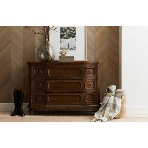 Stanley Furniture - Hillside Single Dresser - Chestnut
