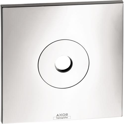 AXOR - Chrome Wall Plate Square