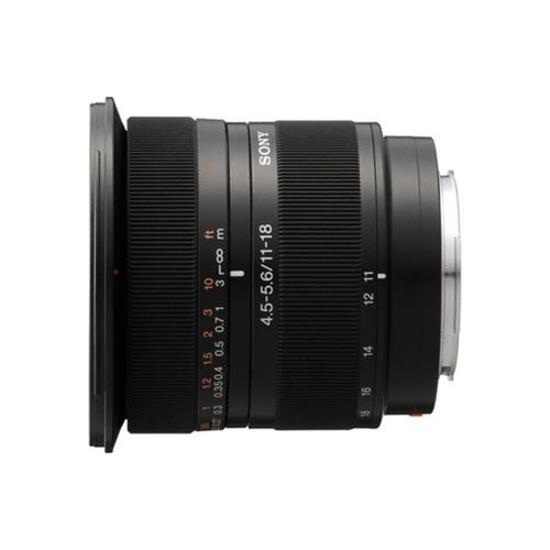 Sony - DT 11-18 mm F4.5-5.6
