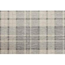 Elegance Plaid Chic Pldch Slate Broadloom Carpet