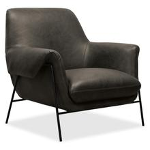 View Product - Ambroise Metal Frame Club Chair